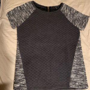 Sanctuary sweater short sleeve shirt